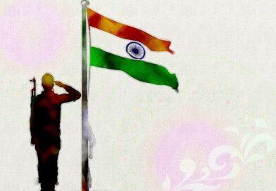 Sakshi Sharma की कविता : मैं एक भारतीय सैनिक हूँ